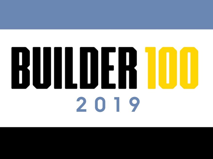 Builder 100 logo